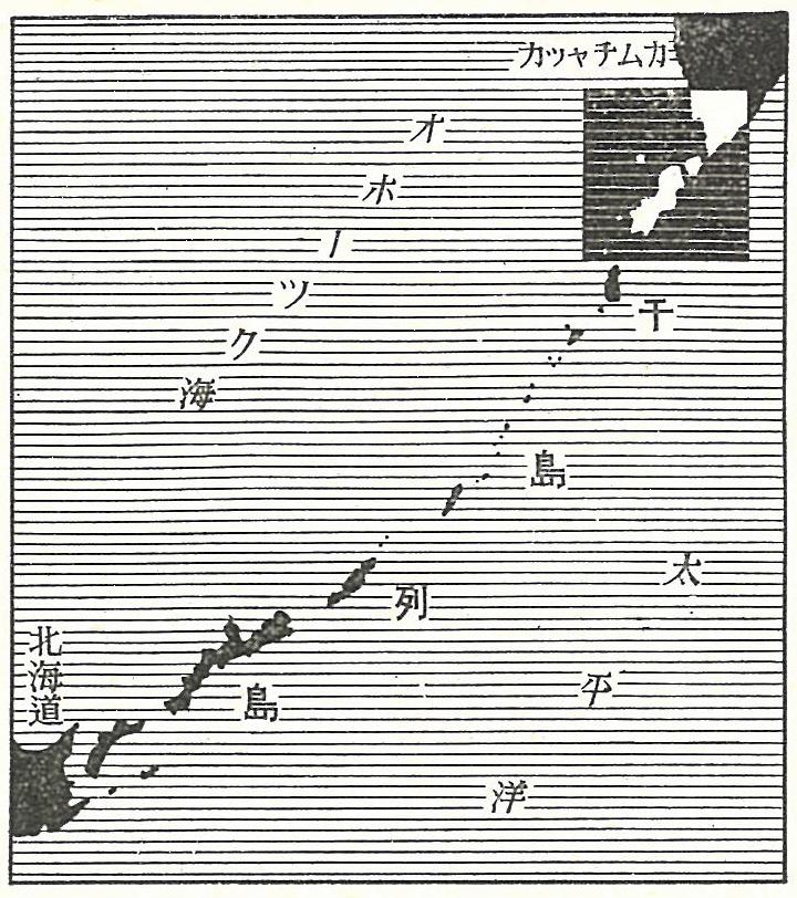 図1:北千島海域